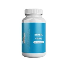 Biosil 520Mg – 60 Capsulas