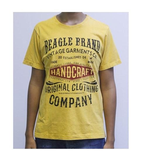 Camiseta Masculina Estampada Beagle