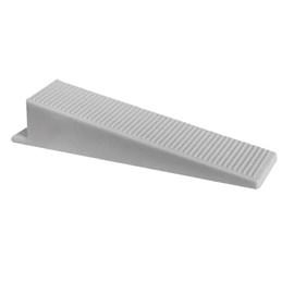 Cunha eco para nivelamento de pisos e revestimentos 50 peças
