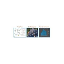 Engenharia e Instalação Produz Energia
