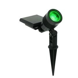 Espeto Solar LED 10 Lumens Verde Ecoforce