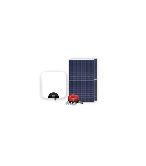 Kit Energia Solar Fotovoltaica WEG 1,725 KWp - Telha Cerâmica