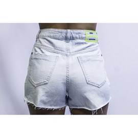Shorts Morena Rosa Jeans Five Pocket
